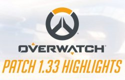 Overwatch v1.33 Patch Update - Paris Map and Shield changes now Live